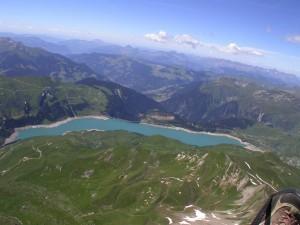 Parapente en Haute Savoie vol biplace